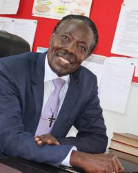 Bishop Moses Wangombe